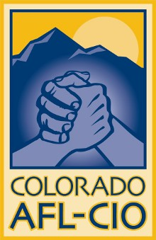 CO-AFL-CIO logo