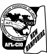 NH AFL-CIO logo