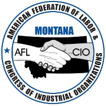 MT AFL-CIO logo